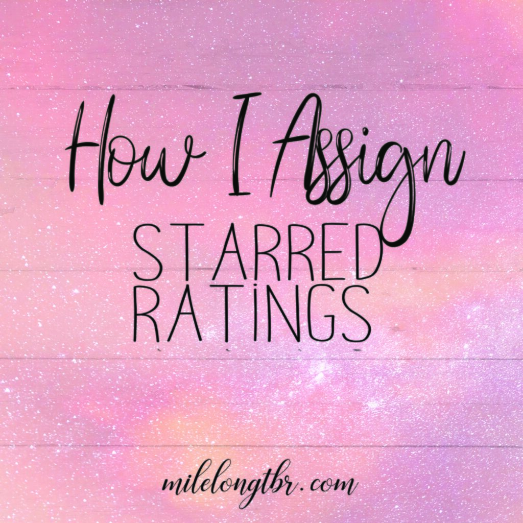 How I Assign Starred Ratings