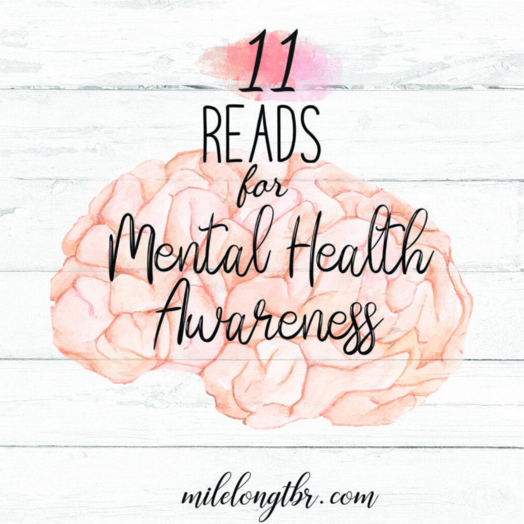 11 Reads for Mental Health Awareness