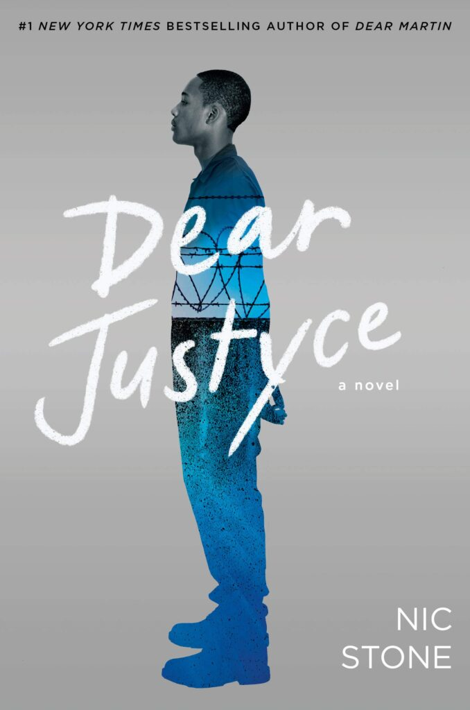Dear Justice, YA books by BIPOC author Nic Stone