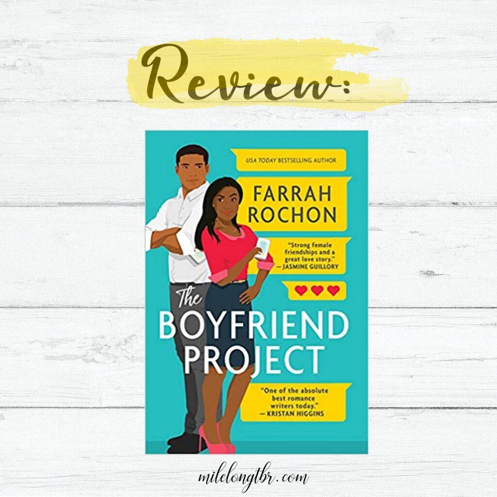 Boyfriend Project Review