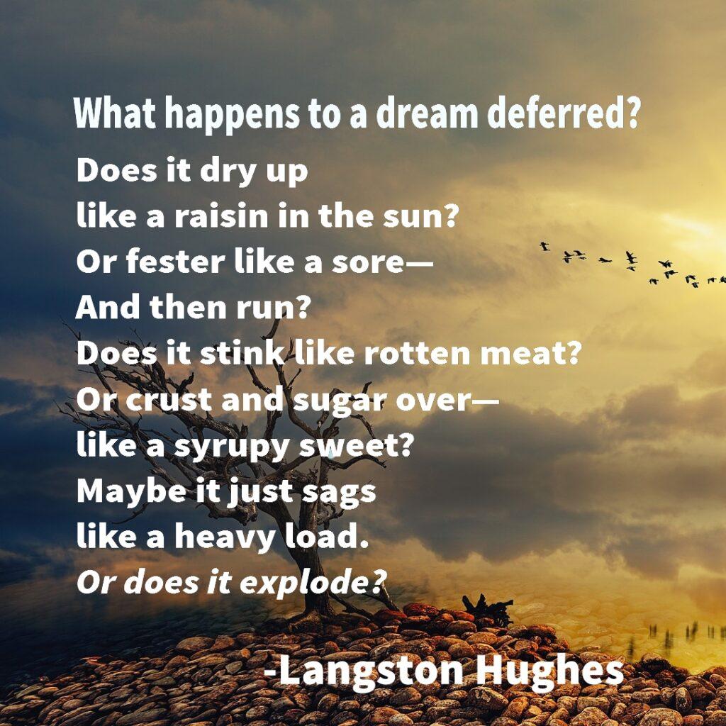 Harlem by Langston Hughes