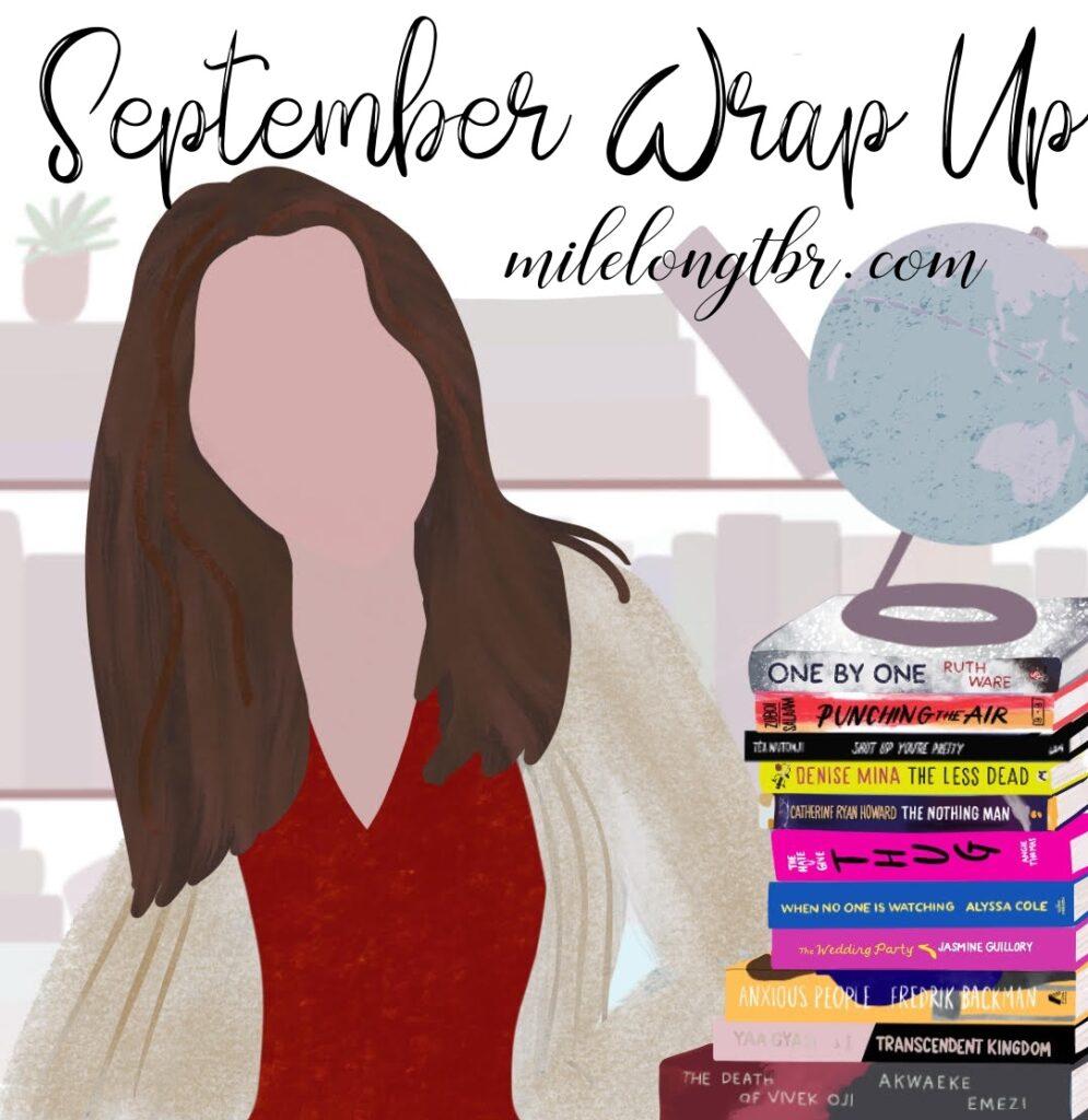 September Reading Wrap Up